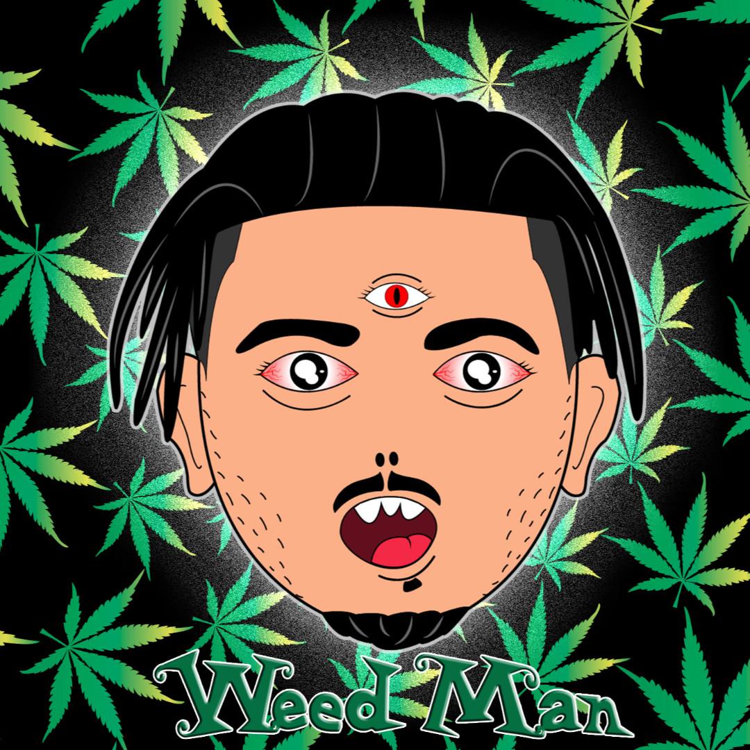 weedman psychedelic
