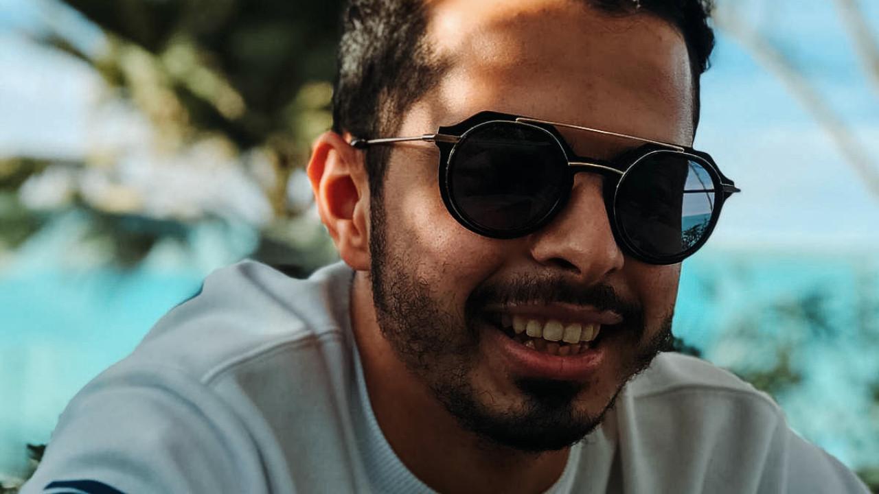 Salah-Eddine Mansouri - Etudes en France
