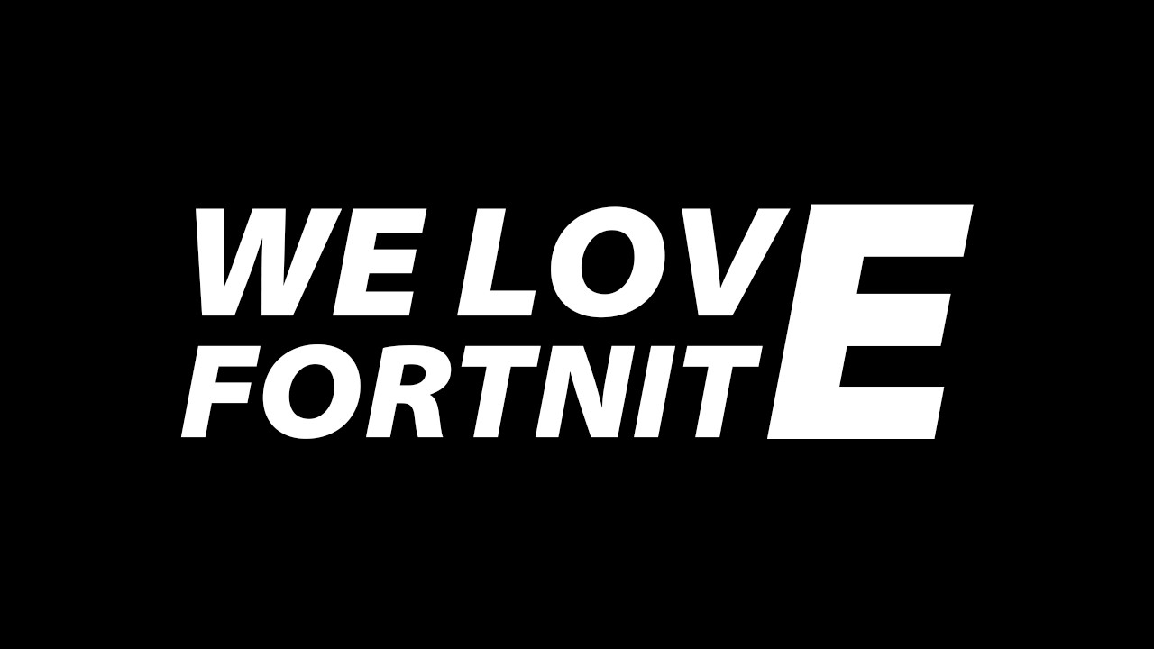 WeLoveFortnite