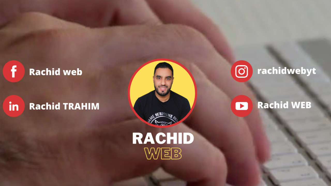 Rachid WEB
