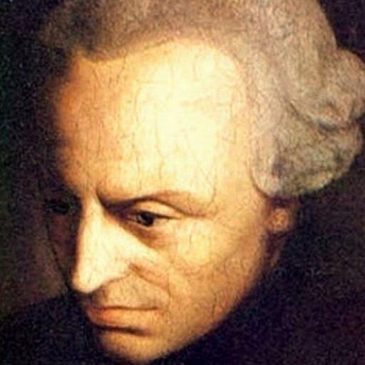 الفيلسوف الألماني إيمانويل كانط Immanuel Kant