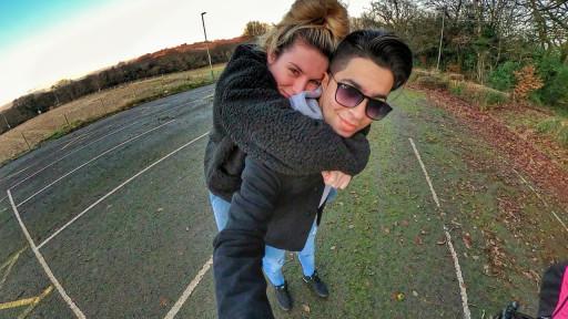 Barik Vlog مغربي في بريطانيا