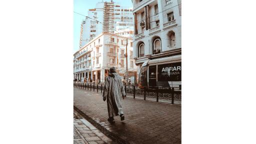 casablanca ; medina ... style beldi
