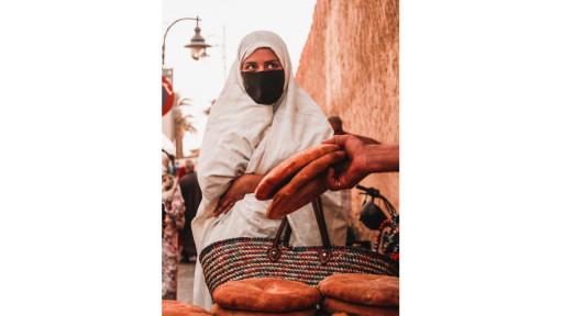 الحايك الوجدي المغربي